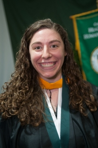 Lavelle Recieves Marywood Commencement Medal