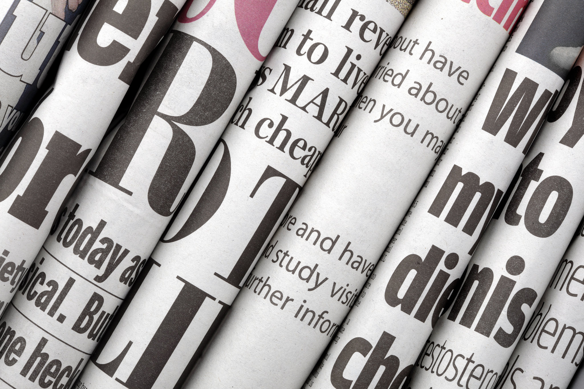 Newspaper Background Stock Photos, Royalty-Free Images & Vectors ...