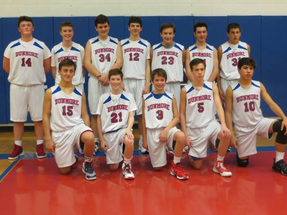 boys 8th grade basketball pic