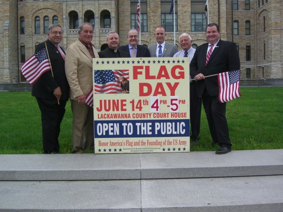 Flag Day photo