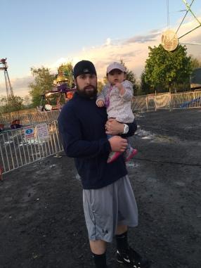 rinaldi and daughter