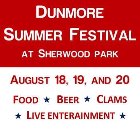 Dunmore Summer Festival
