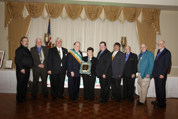 Ancient Order of Hibernians - Man of the Year