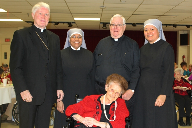 Little Sisters of the Poor - St. Joseph's Celebration