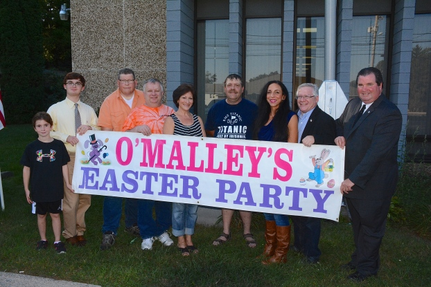 O'Malley Easter Party