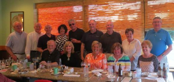 St. Mary's class reunion pic 1