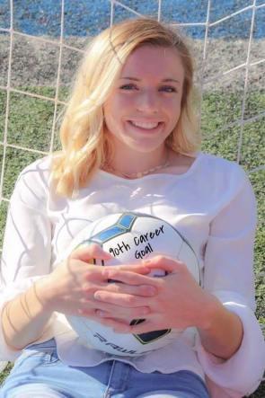 DHS Girl's Soccer - Gillian Coar