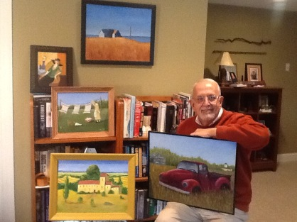 Artist of the Month - Bill Graziano