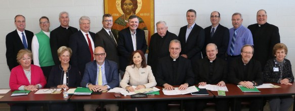 Diocese Golf Classic Committee 2018