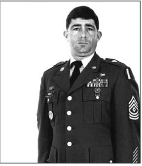 Nemeth in uniform