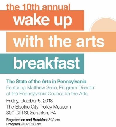arts breakfast