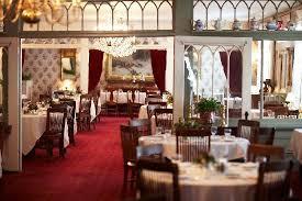 Red Lion Inn dining room