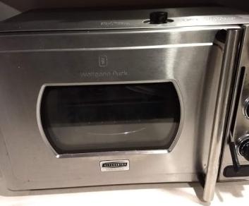 Cheryl's Cuisine - Wolfgang Puck oven