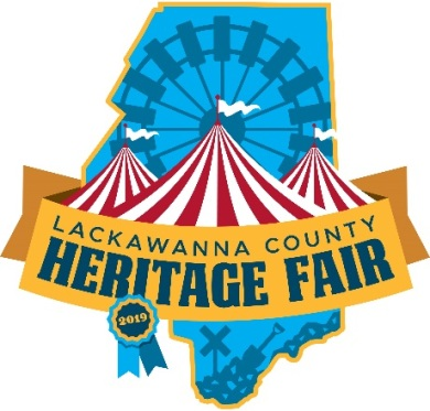 lackawanna county fair logo